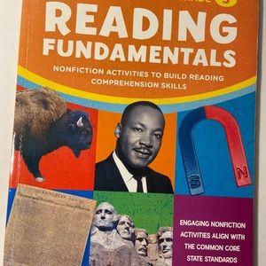 4/$15 FLASHKIDS Reading Fundamentals Grade 5